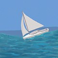 Sailing Home by Fred Jinkins