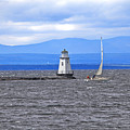 Sailing In To Open Waters by James Steele