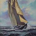 Sailing by Quwatha Valentine