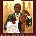 Saint John The Divine Sound Baptist by Mark Dukes