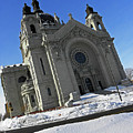 Saint Pauls Cathedral by Elizabeth Hoskinson