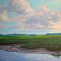 Salt Marsh by Evelynn Eighmey