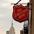 Salvation Army New York by Andrew Fare