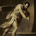Samson In The Treadmill by Giacomo Zampa