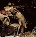 Samson by Solomon Joseph Solomon