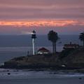 San Diego Lighthouse by Heather Coen