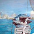 San Diego by Muriel Dolemieux