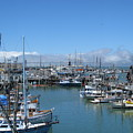 San Francisco Fishing Fleet by Jerry Patchin