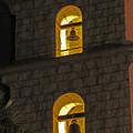 Santa Barbara Mission Bell Tower by John Irons