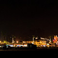 Santa Cruz Boardwalk By Night by Brendan Reals