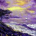 Santa Cruz Rhapsody by Laura Iverson