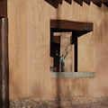 Santa Fe Adobe Window by Rob Hans
