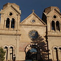 Santa Fe Church by Rob Hans