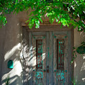 Santa Fe Door by David Patterson
