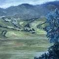 Santa Yanez Valley       First Day Of Spring by Bryan Alexander