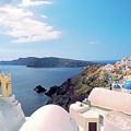 Santorini 013 by Manolis Tsantakis