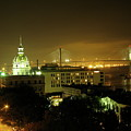 Savannah At Night by Timothy Olmstead
