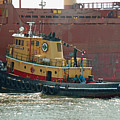 Savannah River Tug by Suzanne Gaff