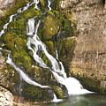 Savica Waterfall by Ian Middleton