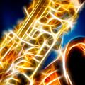 Saxophone 2 by Hakon Soreide