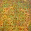 Scripture by Hiske Tas Bain