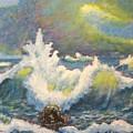 Sculpting Tide by Charles Vaughn