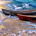 Sea Gull Cove by Dianna Willman