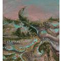 Seascape-2 by Padmakar Kappagantula