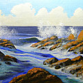 Seascape Study 2 by Frank Wilson