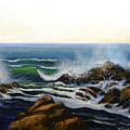 Seascape Study 5 by Frank Wilson