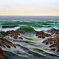 Seascape Study 6 by Frank Wilson