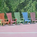 Seaside Chairs by John Terry