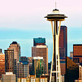 Seattle Daylight by Janet Fikar
