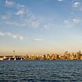 Seattle Landscape by Tom Dowd