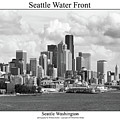 Seattle Water Front by William Jones