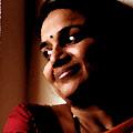 Self Portrait by Asha Sudhaker Shenoy