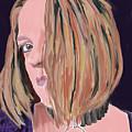 Self-portrait by Tracy Koehler