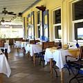 Serendipity Restaurant St Kitts by Ian  MacDonald