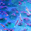 Serene Pond by Ben Kiger