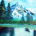 Serenity by Janpen Sherwood
