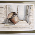 Shakertown Bucket by Marti Kuehn