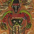 Shaman Says Walk Softly And Carry A Big Schtik by Anne-Elizabeth Whiteway