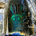 Shamans Head by David Lee Thompson