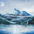 Shasta Water by Kathleen Boyle Magnuson