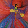 Shawl Dancer by Maria Hathaway Spencer