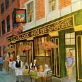Sherlock Holmes Restaurant by Harding Bush