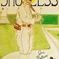 Shoeless Joe Jackson by Rand Swift