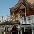 Shooting Gallery Virginia City Nv by LeeAnn McLaneGoetz McLaneGoetzStudioLLCcom