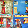 Shopfronts Galway by Conor McGuire