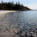 Shoreline Serenity by Laura Wergin Comeau